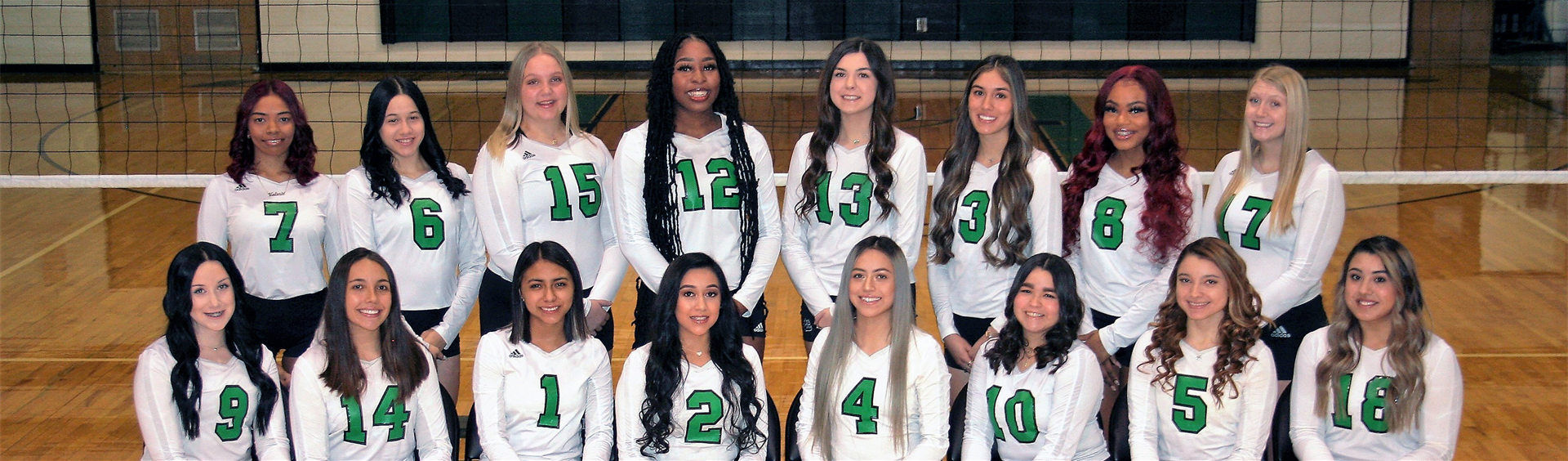 Clarendon College 2020-2021 Volleyball Team