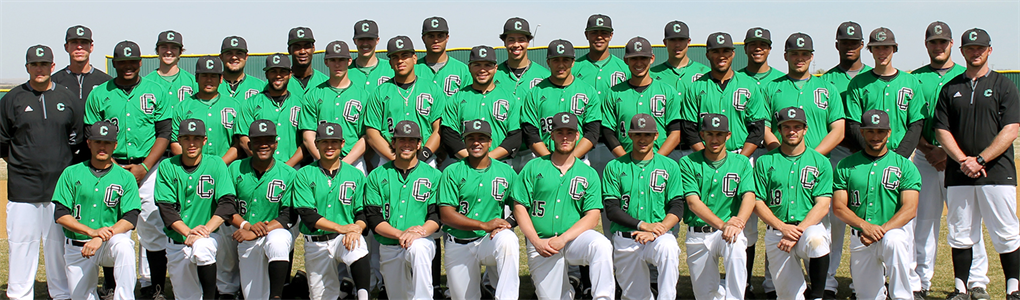 Clarendon College 2019-2020 baseball team