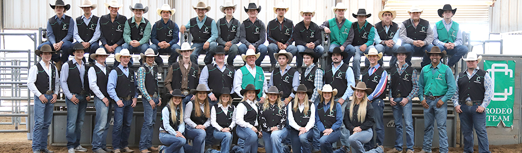 Clarendon College 2018-2019 Rodeo Team