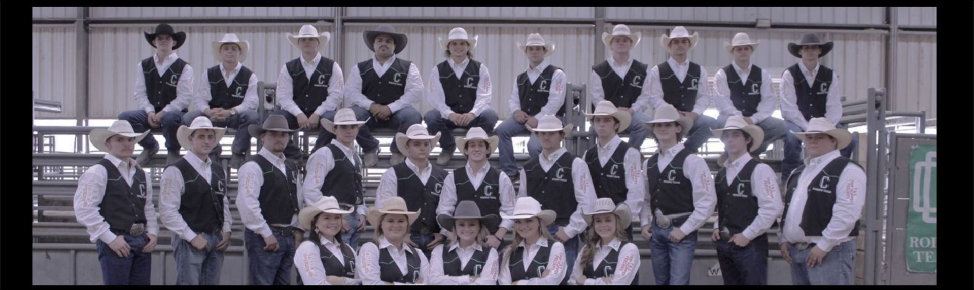 Clarendon College 2019-2020 Rodeo Team