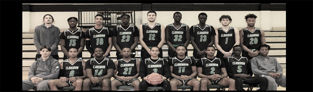 Clarendon College 2019-2020 men